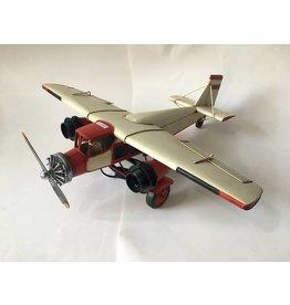 Eliassen Miniaturmodell Oldtimer-Flugzeug groß