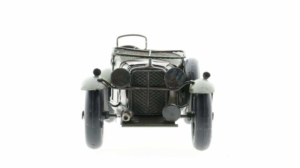 Eliassen Miniaturmodellblick alter Racer