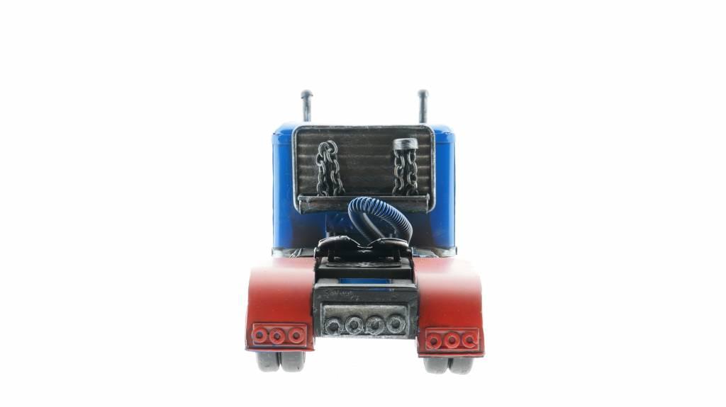 Eliassen Amerikanischer LKW des Miniaturmodellblickes