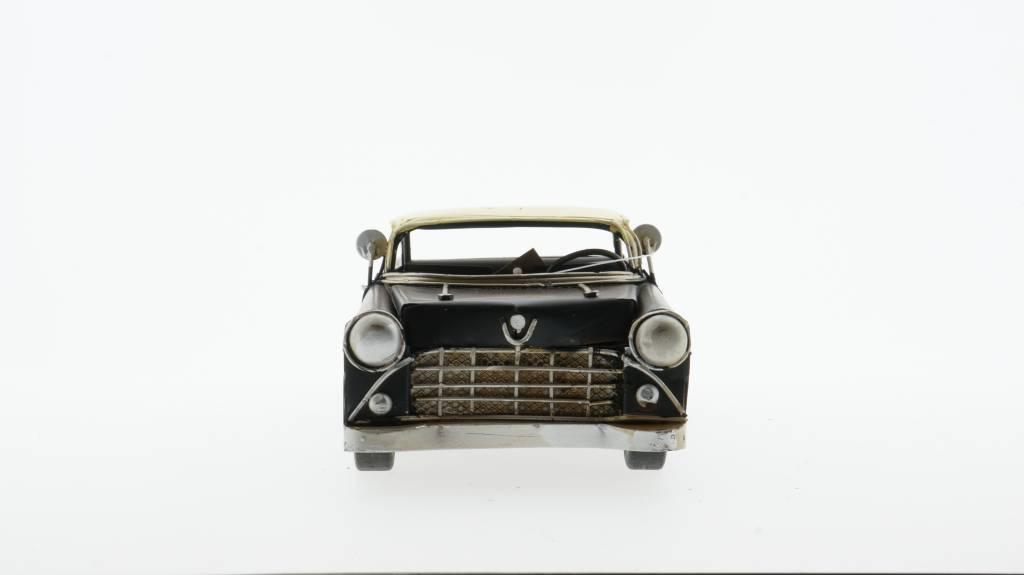 Eliassen Miniatur-Modell-Look Schwarzer Schlitten