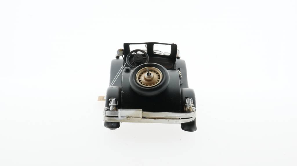 Eliassen Miniaturmodelloptik Schwarz klassisch