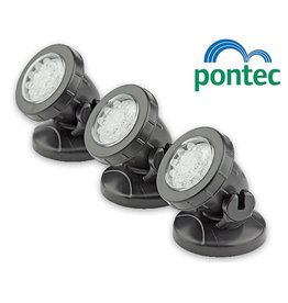 Oase LED spot set Pontec Pondostar 3 parts