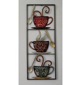 Muurdecoratie Koffie 2