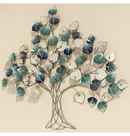 Wall decoration metal 3D Aronia