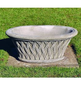 Dragonstone Pot Oval Korb
