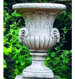 Dragonstone Garten Vase Stempelkopf