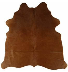 Bovine skin large Cognac