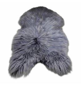 Sheepskin Icelandic gray