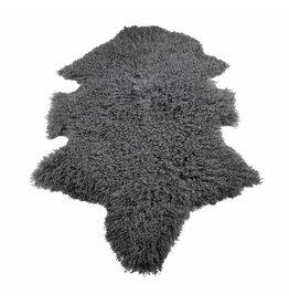 Sheepskin Tibetan Gray