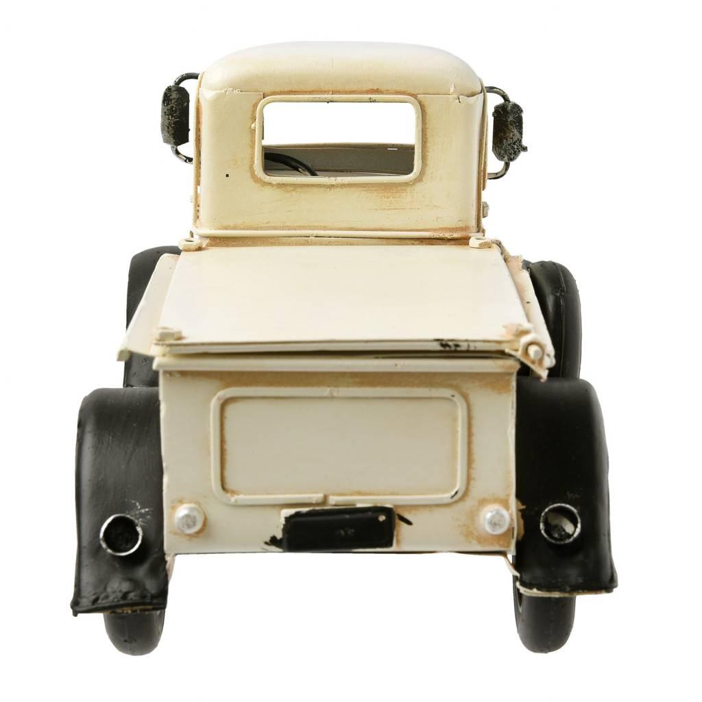 Eliassen Miniatuurmodel pick up auto met spaarpot functie