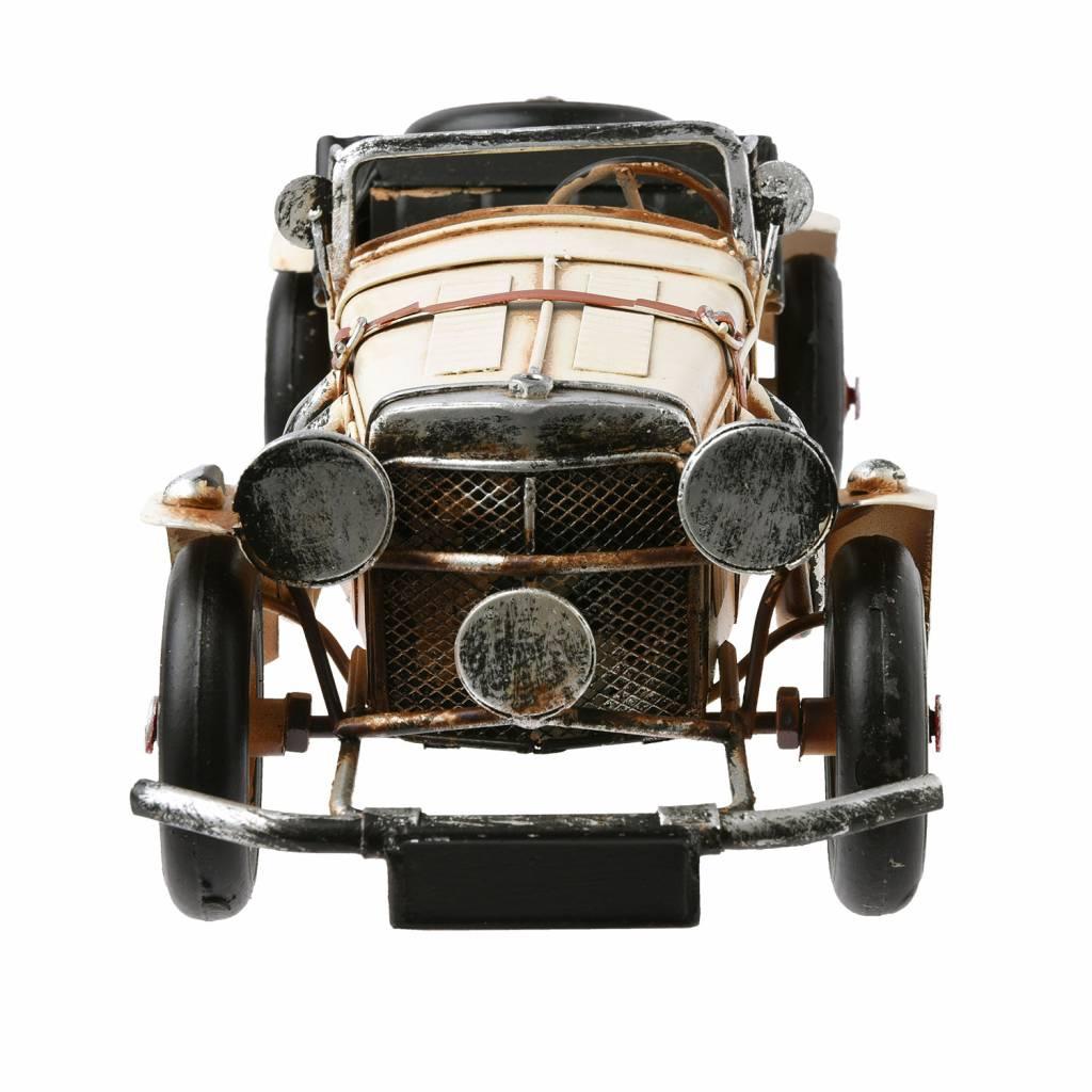 Eliassen Miniatuurmodel Open auto Mercedes