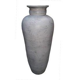 Eliassen Interior Vase Glato 120cm Old white