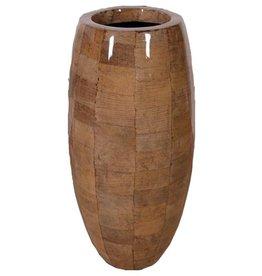 Interior Vase Bacan 47x95cm