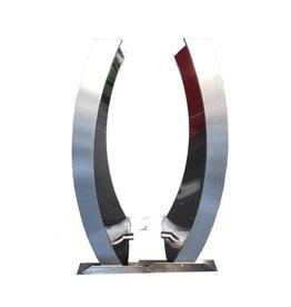 Eliassen Water feature stainless steel Duets