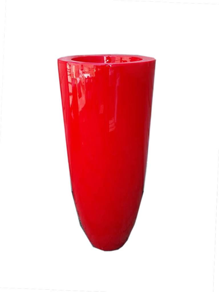 Hohe Vase 120cm Hochglanz In 4 Farben Eliassen Home Garden Pleasure