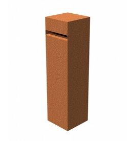Adezz Producten Briefkasten Hacon Corten Stahl Adezz