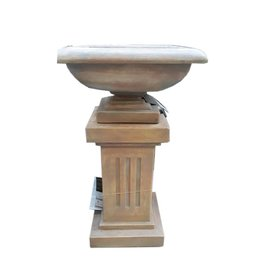 Henri Studio Bowl on column Callas henri studio