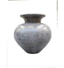 Eliassen Interieur Vase Polos Old grau 50x60cm