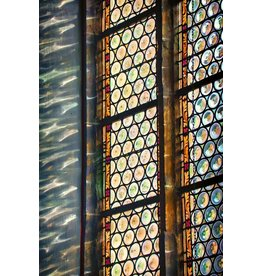 Wandkraft Glasmalerei Fenster 148x98cm