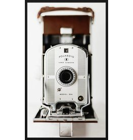 Wandkraft Malerei Forex Kamera 118x70cm