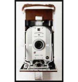 Wandkraft Schilderij forex Camera 118x70cm