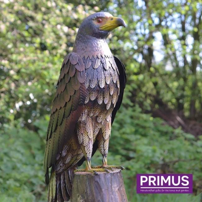 Primus Abbildung Metall Raubvogel