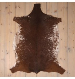 Goat hide approx. 100 x 55 cm Brown
