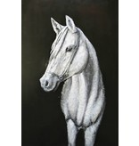 Eliassen 3D Malerei Metall 80x120cm Pferd
