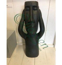 Beeld Moai-look 64cm