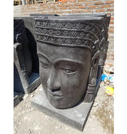 Eliassen Water feature Face Buddha in 4 sizes