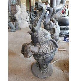 Eliassen Elefantbild auf Hinterbeinen