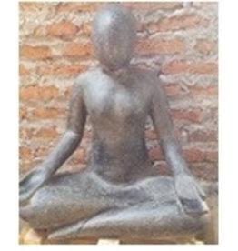 Eliassen Yogabild entspannen sich 80cm