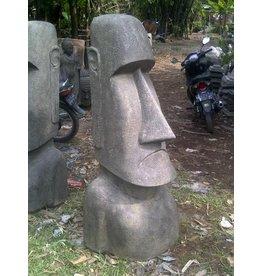Eliassen Moai-Bild 240 cm
