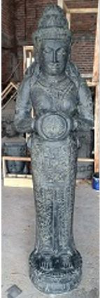 Eliassen Dewi Getong 175cm kan ook spuiten