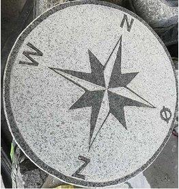 Eliassen Compass tile 50 cm