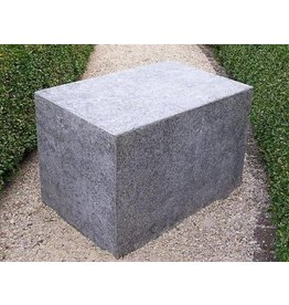 Eliassen Base stone burned 40x60x40cm high
