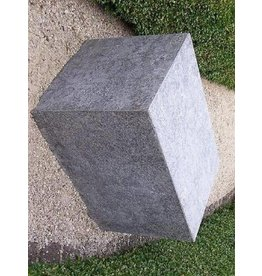 Eliassen Base stone burned 40x40x60cm high