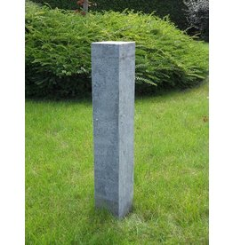 Eliassen Base stone burned 20x20x90cm