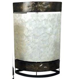 Eliassen Tafellamp ovaal Plat