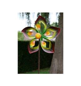 Eliassen Windmill Flower 45cm green