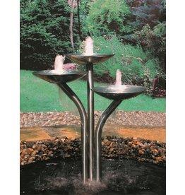 Eliassen Waterzuilenset RVS  Tripo 70cm