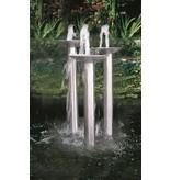 Eliassen Wassersäulen-Set Edelstahl Corto 70 cm