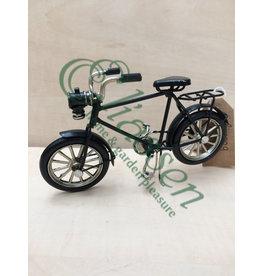 Miniature model bicycle