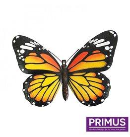 Metal butterfly