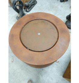Eliassen Water table Corten steel Andrew around 90 cm