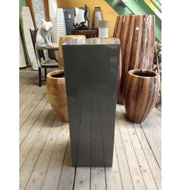 Eliassen Column high-gloss Urta dark gray 80 cm