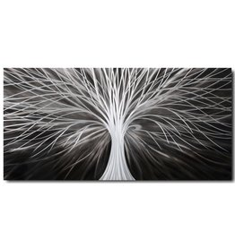 Painting aluminum stripes 60x120cm