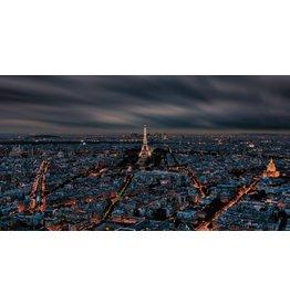 Ter Halle Glass painting 150 x 80 cm Paris