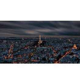Ter Halle Glasschilderij 150 x 80 cm Parijs