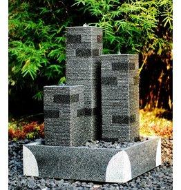 Eliassen Terrassenbrunnen Lamio Granit